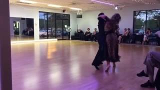 Zhenya and Kelly Tarzan Quickstep Summer Showcase 2017