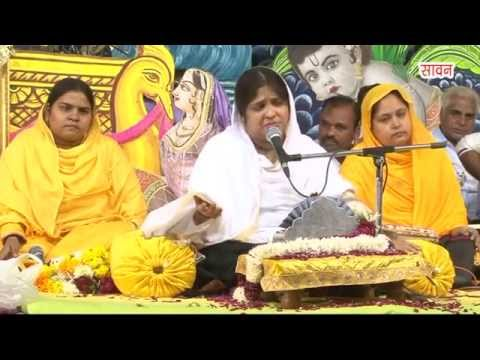 Mere Sahiba Mein Teri Ho Chuki Han By Sadhvi Purnima Ji video