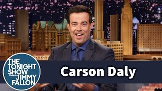 Carson Daly Says The Voice Gets You Pregnant