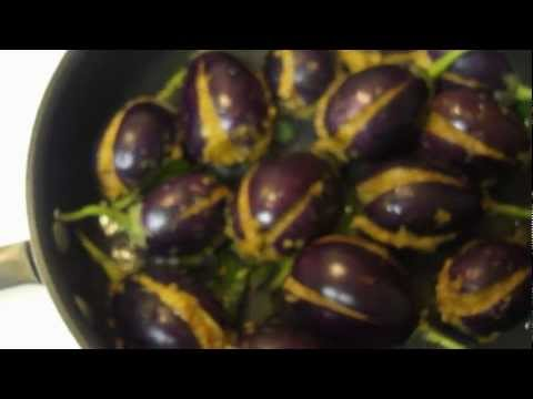 stuffed eggplant/Brinjal curry / gutti vankaya Music Videos