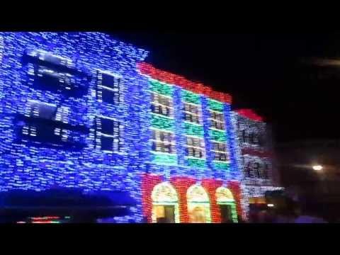 Osbourne Family Lights - Christmas Eve/Sarajevo