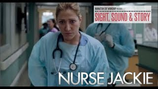 "Editor Gary Levy, ACE Discusses the Balance Between Comedy and Drama in ""Nurse Jackie"""