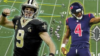 Film Study: Breaking down the wild final minute of the Texans Vs Saints Monday Night Football game