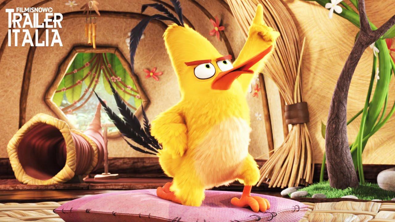 Angry Birds - Il Film | Dispetti alla velocità della luce con Chuck
