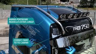 Volvo FH16 Blue Sky Edition | Acitoinox
