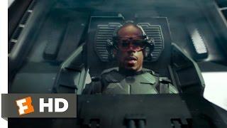 G.I. Joe: The Rise of Cobra (8/10) Movie CLIP - Into the Ionosphere (2009) HD