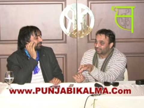 Babbu Mann & Bhagwant Mann Live Interview video