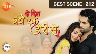 Do Dil Bandhe Ek Dori Se Episode 212 Best Scene