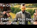 Far Cry 5 PS4 Vs PS4 Pro Vs Xbox One X Vs Xbox One Frame Rate Comparison mp3
