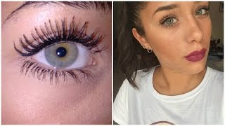 CIGLIA FINTE?? NO GRAZIE ... MY EVERY DAY MASCARA ROUTINE |✿NANCYHOPE✿