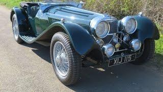 1938 Suffolk SS100 Jaguar - For Sale