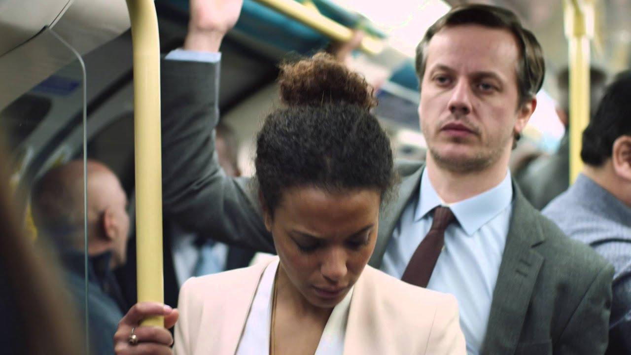 Passageira denuncia homem dentro do trem