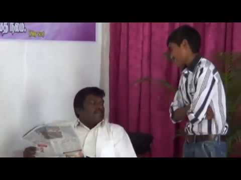 Adam Sin Tamil Skit By Salamantirupur ( Theos' Gospel Hall) video