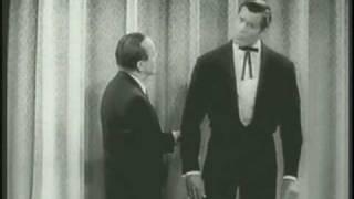 Clint Walker on the Jack Benny Show