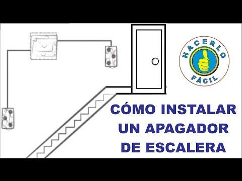 Cómo Instalar Un Apagador De Escalera | Hacerlo Fácil