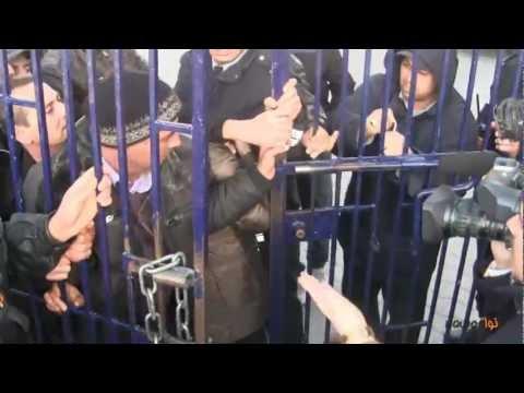 image vidéo لحظة وصول سامي الفهري الى مستشفى الحبيب ثامر