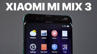 Trên tay Xiaomi Mi Mix 3