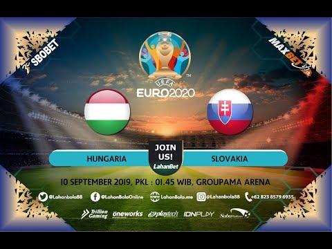 prediksi hungaria vs slovakia 10 september 2019
