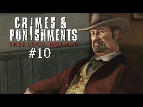 Let's Play Sherlock Holmes: Crimes & Punishments #10 - Von Bahnhof zu Bahnhof