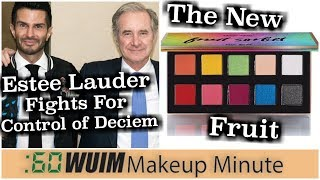 Estee Lauder Takes Brandon Truaxe to Court + New Fruity Palette by Violet Voss | Makeup Minute