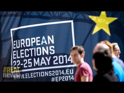 Voters Reject Traditional Left Parties In EU Parliament Elections