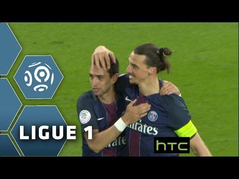 Goal Zlatan IBRAHIMOVIC (89') / Paris Saint-Germain - FC Nantes (4-0)/ 2015-16