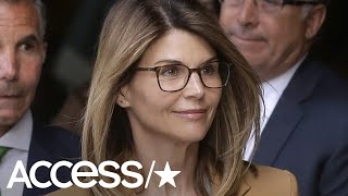Legal Expert Pinpoints How Lori Loughlin's Body Language Took Legal Woes From Bad To Worse | Access
