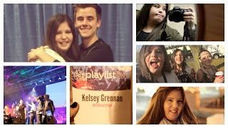 Playlist Live // Get Ready With Me + What I Wore