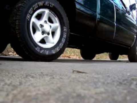 1996 Dodge Ram 1500 5.9 Flowmaster Super 44