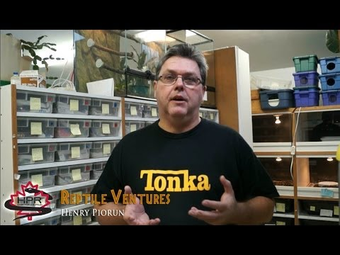 Henry Piorun Reptile Ventures Ep 07 - The Best of 2013 - Jan 5, 2014