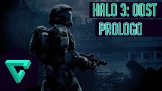 HALO 3: ODST | PROLOGO - ESP. LATINO | HD 60FPS
