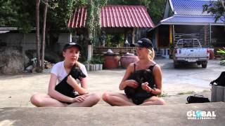 Dog Rescue & Rehab in Thailand (Rescue Paws) with Elisha - The Global Work & Travel Co. Reviews