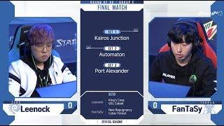 [2019 GSL S2] Ro.32 Group E Match5 FanTaSy vs Leenock