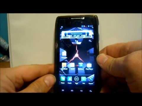How to Root the Motorola Droid Razr or Razr Maxx on ICS