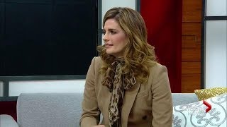 Stana Katic on her new crime thriller show