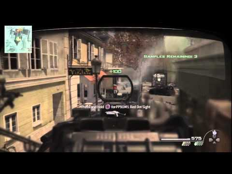 CoD MODERN WARFARE 3: SPEC OPS - Toxic Paradise (Online Co-op)