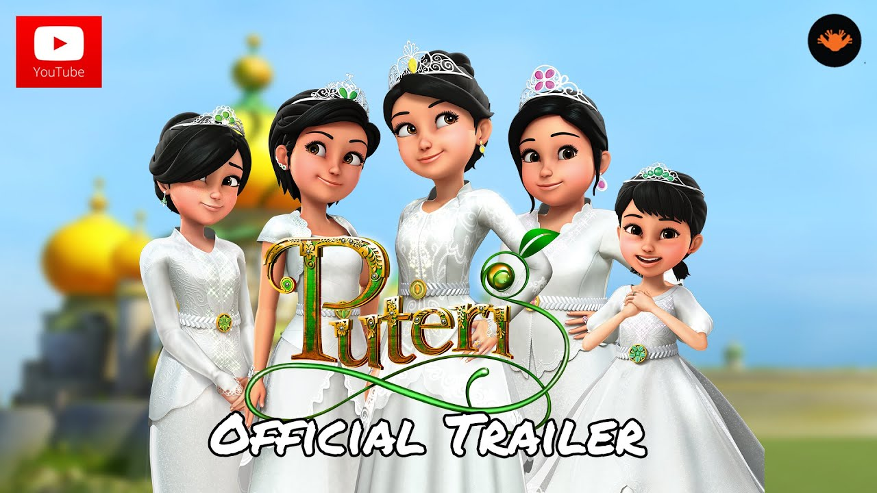 Puteri - Official Trailer [HD] - YouTube