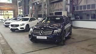 Mercedes-Benz GLC 300 Coupe, CKD Malaysia, RM399k   EvoMalaysia.com