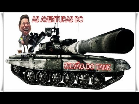 As aventuras do Silvão no tank com seu amigo Crock online  no bf3