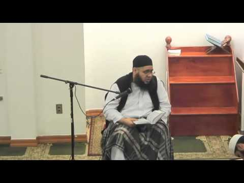 Tafseer November 23 2012