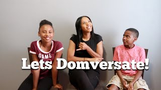 What It's Like To Be 11 YEARS OLD!?   Domversations Talk Show