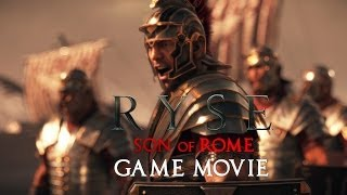 Ryse: Son of Rome All Cutscenes (Game Movie) 1080p HD