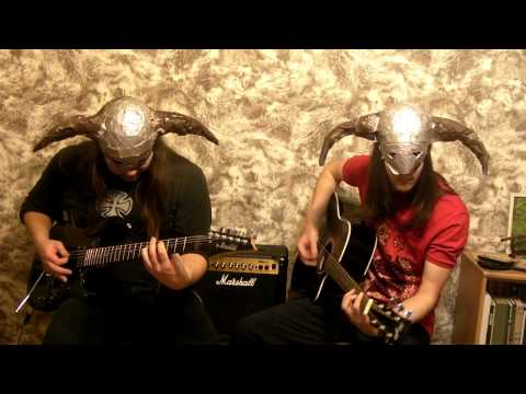 Fus-Ro-Dah-shki - Call of Magic/Sons of Skyrim cover Music Videos