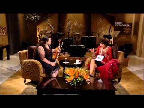 Conversando con Cristina Pacheco - Natalia Arroyo (06/09/2013)