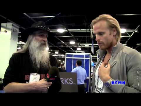 BFMN Catches Andreas Oberg for an interview and some amazing guitar playing at NAMM
