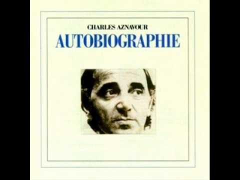 Charles Aznavour - Je Ne Connais Que Toi
