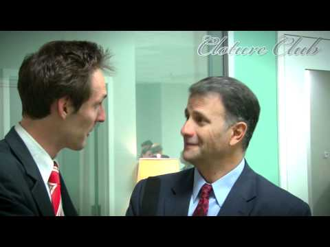 ClotureClub.com interviews SUPER Lobbyist Jack Abramoff!