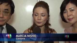 Cantora Márcia Nishie No 16º Festival Do Japão