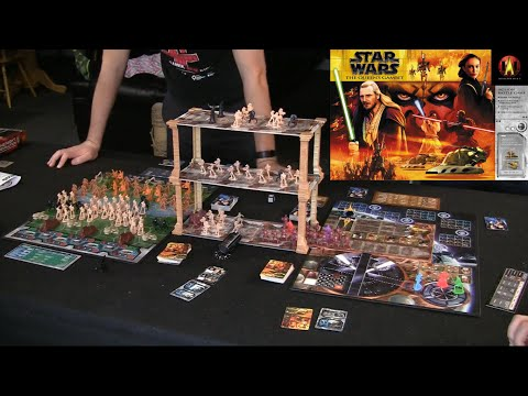 Star Wars: The Queen's Gambit - Live Play