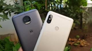 Xiaomi Redmi Note 5 Pro vs Moto G5S Plus Camera Comparison
